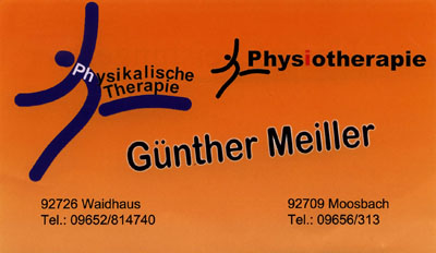 Physiotherapie Günther Meiler<br/>